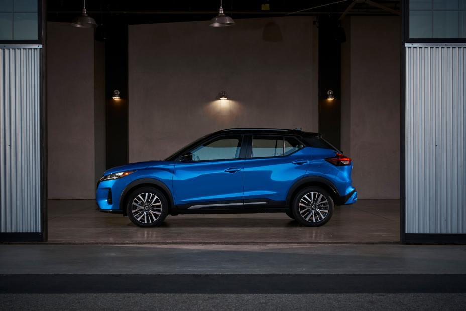 Nissan Announces 2021 Kicks MSRP Pricing