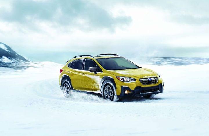 2021 Subaru Crosstrek Sport - Photo: Subaru