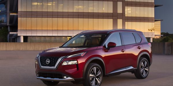 The 2021 Nissan Rogue was awarded the Institute for Highway Safety's (IIHS) Top Safety Pick+...