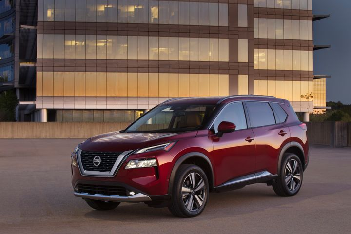 The 2021 Nissan Rogue was awarded theInstitute for Highway Safety's (IIHS) Top Safety Pick+ designation. - Photo: Nissan