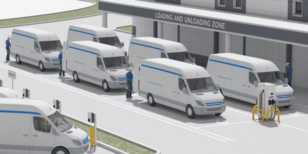 ABB and Amazon Web Services to Collaborate on EV Fleet Management