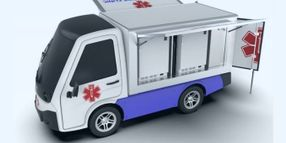 AYRO Launches Electric Powered Vaccination Vehicle