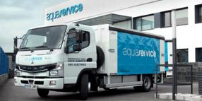 Daimler Trucks' Battery-Electric Urban Delivery Truck Debuts in Spain