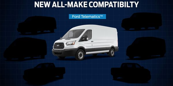 Ford is expanding its Ford Telematics service to support all makes and models so fleet operators...