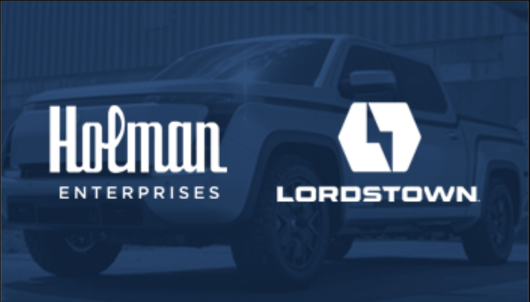 Lordstown Motors Partners with Auto Truck Group for Upfits