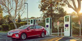 2021 Hyundai Kona & Ioniq EVs Receive Complimentary Charging