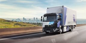 Renault Trucks to Expand Electric Truck Offerings for European Fleets