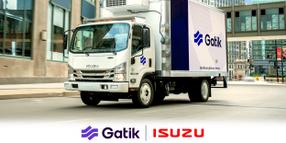 Isuzu in Collaboration to Develop Autonomous Medium-Duty Trucks