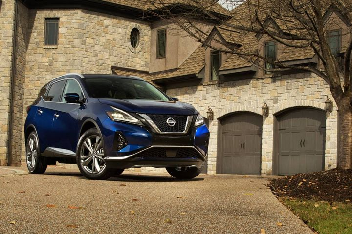 The Nissan Rogue, Maxima, and Altima were announced in February as also earning IIHS's top safety award. - Photo: Nissan