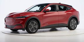 Two Electric Vehicles Capture IIHS Safety Awards