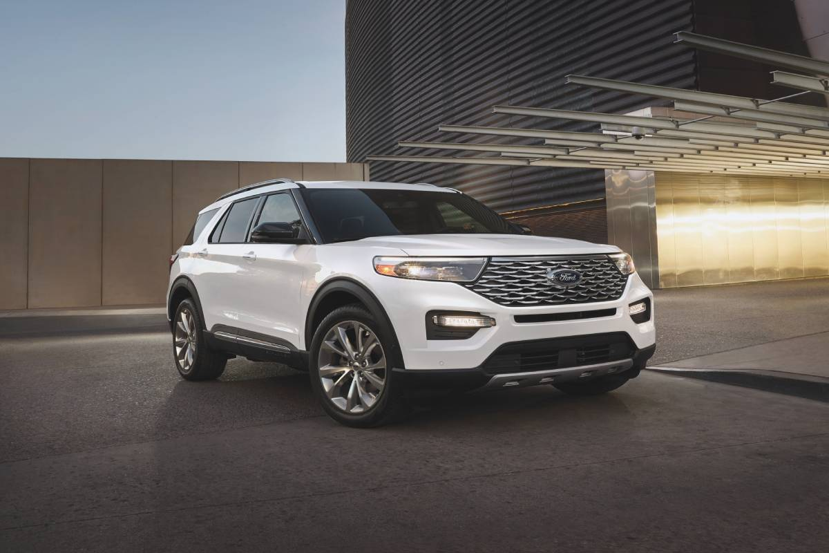 Ford Explorer Adds New Models For 2021