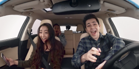 Lexus Uses Unusual Tactic to Deliver Distracted Driving Message