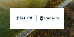 Fraikin UK Partners with Samsara