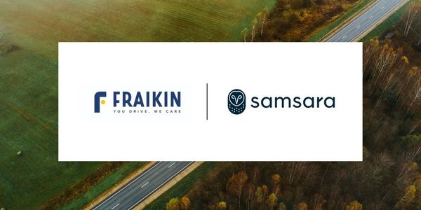 Fraikin UK Partners with Samsara