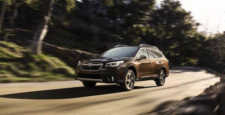 Subaru Outback - Photo: Subaru