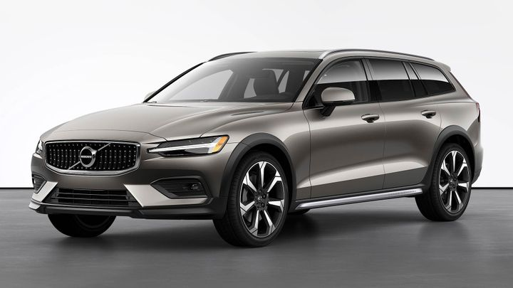 The five most recent Volvo models selected for the Institute's highest recognition include three wagons, the large V90 and the V90 Cross County and the midsize V60 Cross Country, as well as two large sedans, the S90 and the plug-in hybrid S90 Recharge. - Photovia IIHS.