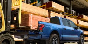 Ford Reveals More Details on All-Electric 2022 Ford F-150 Lightning
