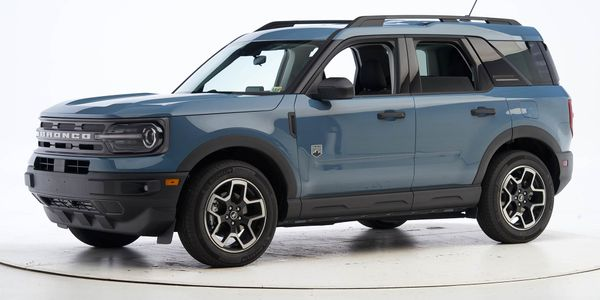 The Bronco Sport underwent six rigorous crashworthiness tests — acing every one of them and...