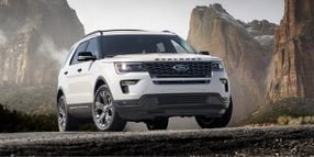 Ford Explorer Recalled for Roof Rail Covers