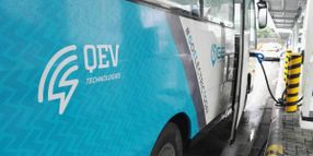 QEV Technologies Works with Geotab for Transition to Electromobility