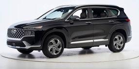 Hyundai Elantra and Santa Fe Snag Top Safety Pick Awards