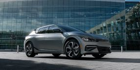 New Kia EV6 Crossover Ushers in Electric Excitement