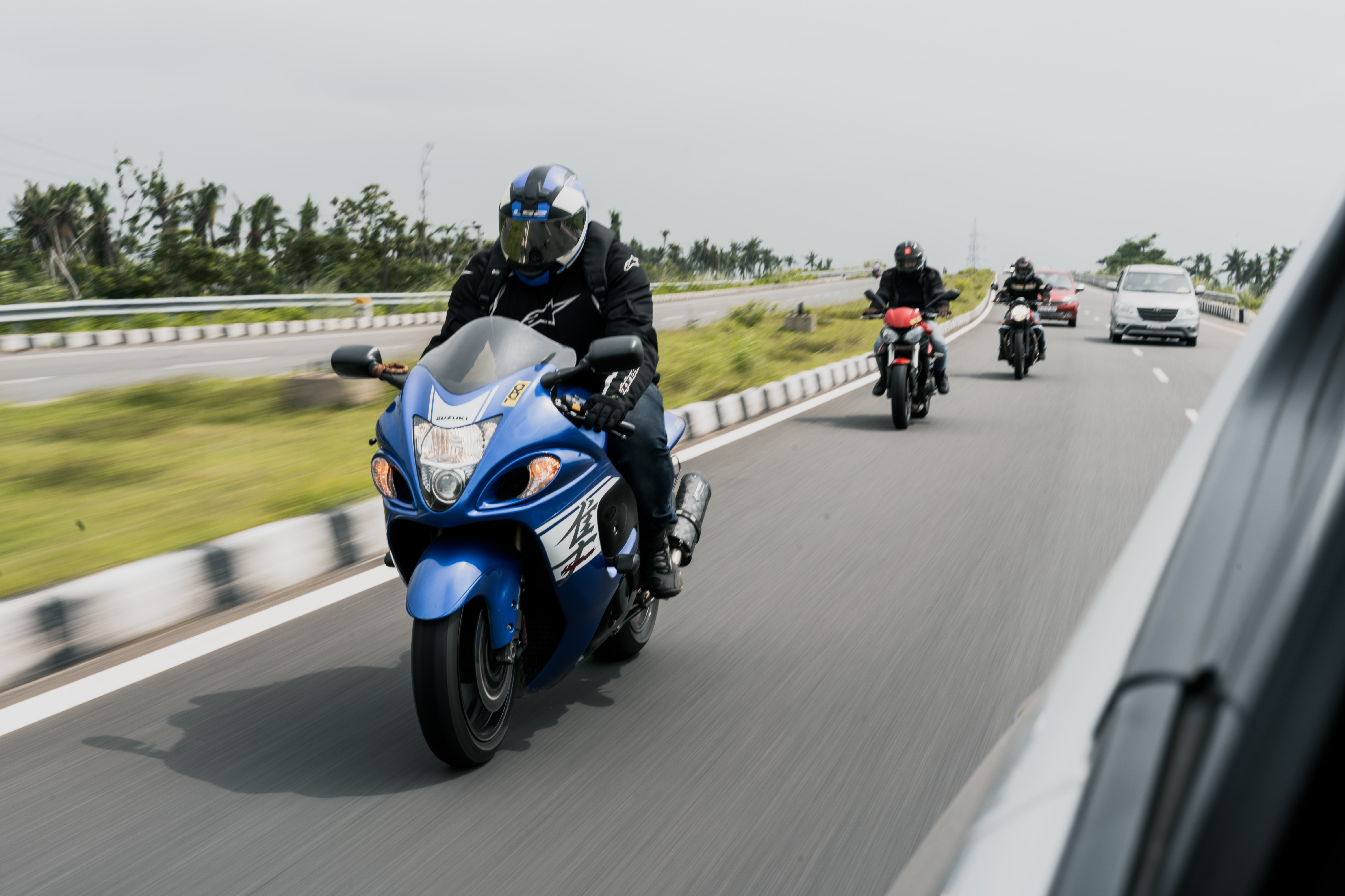 Fleets be Forewarned: More Motorcyclists on Roads