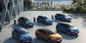Renault Adds Three New Hybrid Models to E-Tech Range