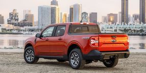 Ford Maverick: A Compact Fit for Any Fleet