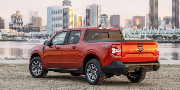 Starting with an MSRP of $19,995, the 2022 Ford Maverick is smaller than the Ranger and focused...