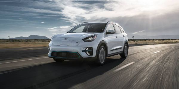 Other features of the 2021 Niro includeforward collision warning, blindspot collision warning,...