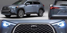 2022 Toyota Corolla Cross Makes U.S. Debut