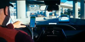 Study Links Road Characteristics to Distracted Driving Incidents