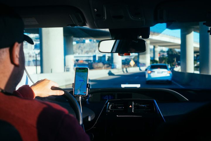 The study authors say several possible avenues can reduce distracted driving collisions linked to the roadway characteristics identified. - Photo viaUnsplash.com/Paul Hanaoka.