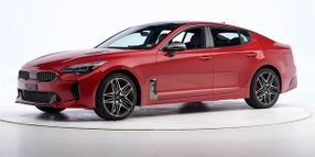 Kia Stinger Shines with Highest IIHS Safety Honor