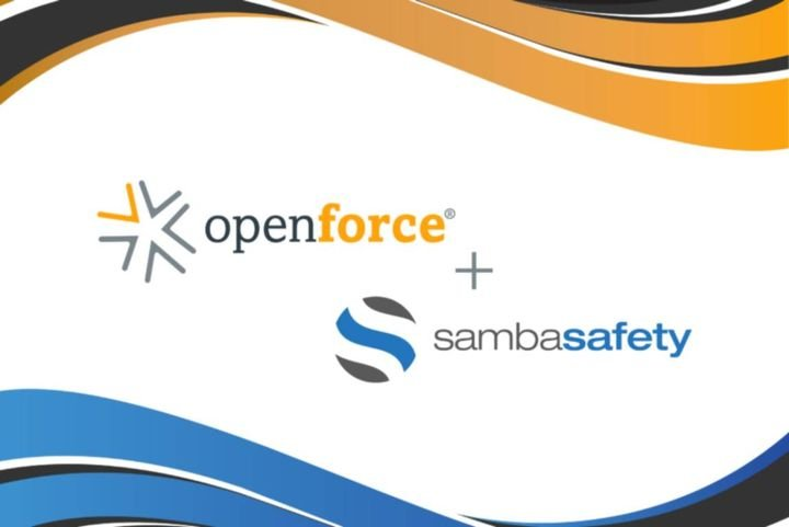 Openforce's Continuous Monitoring and Safety Education benefits range from reduced risk and liability, increased IC retention, and an automated and enforcedconsistent driver safety policy. - Image: Openforce