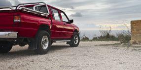 Pickups: Bigger Dimensions, Blind Spots Mean More Danger on the Road