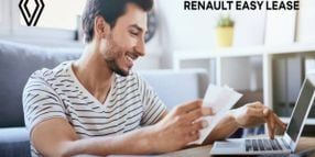 Renault Launches Easy Lease for Private Customers