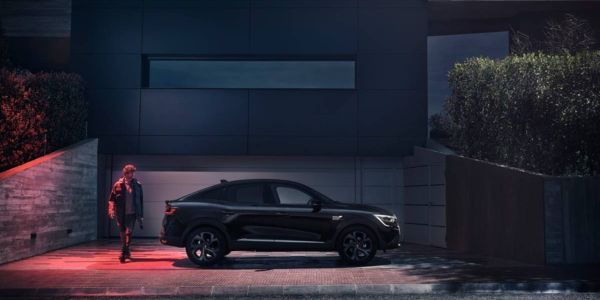 New Renault Arkana is a 100% hybrid, even with its exclusively electrified engines, and is now...