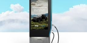 Jeep, Volta Partner on Charging Stations in Select Cities