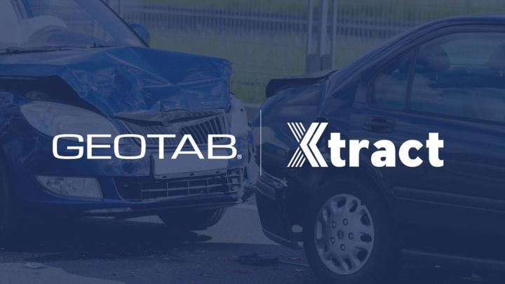 The companies said that Xtract's solution can lead to lower operational expense and reduced liability exposure, with benefits also extending to the insurance carrier. - Image: Geotab