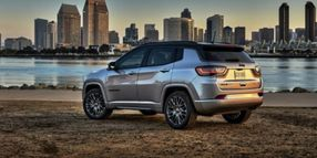 2022 Jeep Compass Boasts 75 Advanced Safety Features