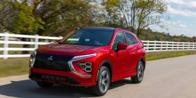 2022 Mitsubishi Eclipse Cross Captures Top Safety Rating from NHTSA
