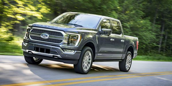 Ford to drop F-150 diesel engine option on July 16.