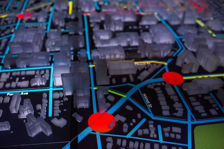 Simply put, Ford's connected vehicle data initiative and the use of its Safety Insight platform can give city planners a more holistic picture of what's actually happening on city streets. - Photo: Ford Motor Company.