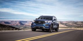 Ford Issues Three Safety Recalls Including Nearly 775,000 SUVs