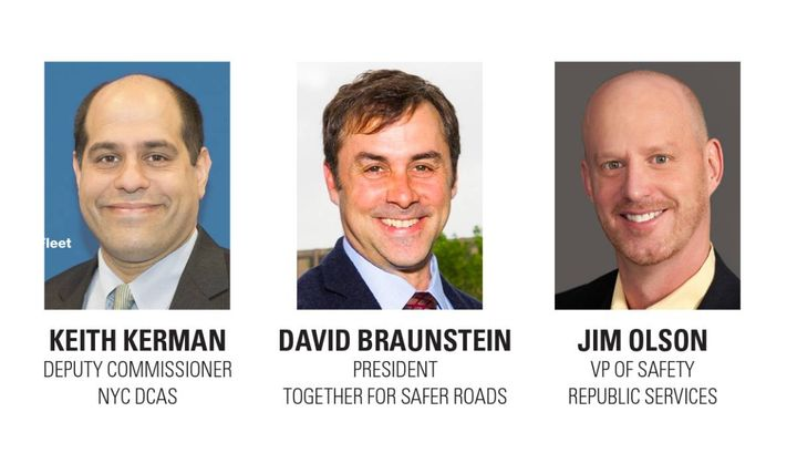 Panelists David Braunstein of TSR, Jim Olson of Republic Services, and Keith Kerman of NYC DCAS will share real-world learnings from TSR's groundbreaking program. -