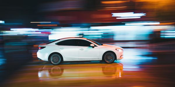 Automakers and suppliers are developing systems that will use a head-up display that can track a...