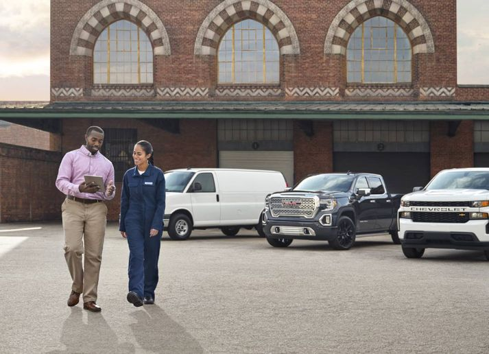 The telematics expansion aims to help fleet managers save on business operations, monitor fleet vehicles, and keep drivers safe, GM says. - Photo: GM