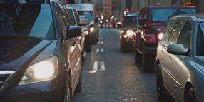 Rush Hour Paradox: Less Traffic, More Speeding